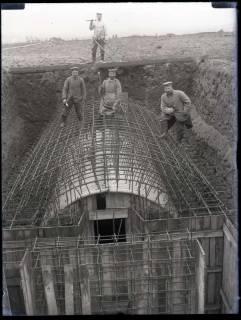 ARH NL Kageler 179, 1. Weltkrieg, Eisenstabgeflecht, Frankreich, zwischen 1914/1918
