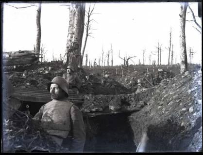 ARH NL Kageler 184, 1. Weltkrieg, Schützengraben, Frankreich, zwischen 1914/1918