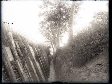 ARH NL Kageler 187, 1. Weltkrieg, Schützengraben, Frankreich, zwischen 1914/1918