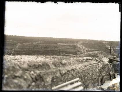 ARH NL Kageler 211, 1. Weltkrieg, deutsche und französische Gräben, Maashöhen, Frankreich, zwischen 1914/1918