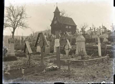 ARH NL Kageler 226, 1. Weltkrieg, Friedhof in Villers, Frankreich, zwischen 1914/1918