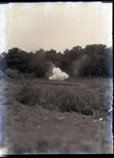ARH NL Kageler 231, 1. Weltkrieg, Sprengung bei Secourt, Frankreich, zwischen 1914/1918