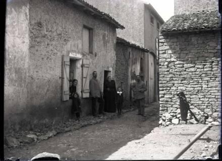 ARH NL Kageler 235, 1. Weltkrieg, Quartier in Gravelotte, Frankreich, zwischen 1914/1918
