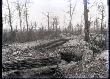 ARH NL Kageler 236, 1. Weltkrieg, II. Linie, Maashöhen, Frankreich, zwischen 1914/1918