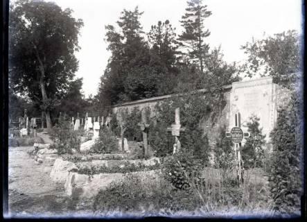 ARH NL Kageler 255, 1. Weltkrieg, Friedhof, Unterhofen (Secourt), Frankreich, zwischen 1914/1918
