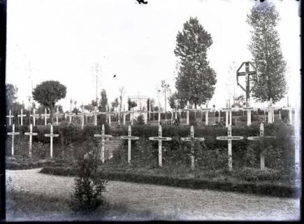 ARH NL Kageler 258, 1. Weltkrieg, Friedhof, Mars la Tour, Frankreich, zwischen 1914/1918