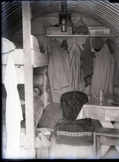 ARH NL Kageler 291, 1. Weltkrieg, Wohnbaracke, Frankreich, ohne Datum