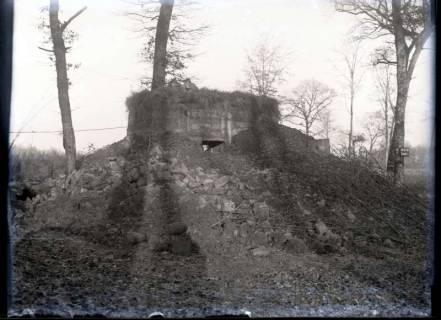 ARH NL Kageler 300, 1. Weltkrieg, Bunker, Frankreich, zwischen 1914/1918