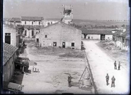 ARH NL Kageler 308, 1. Weltkrieg, Frankreich, zwischen 1914/1918