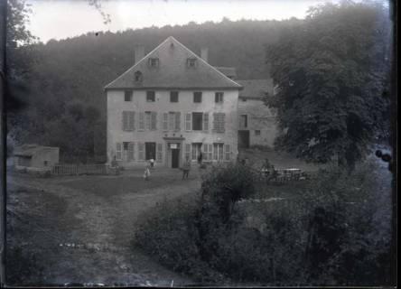 ARH NL Kageler 325, 1. Weltkrieg, Mühle in Manco, Frankreich, ohne Datum