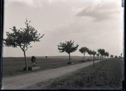 ARH NL Kageler 335,  1. Weltkrieg, Gräberstraße nach Gorz, Frankreich, zwischen 1914/1918
