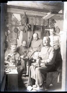 ARH NL Kageler 341,  1. Weltkrieg, Schuhreparatur, Frankreich, zwischen 1914/1916