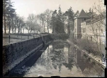 ARH NL Kageler 344, 1. Weltkrieg, Wassergraben, Montigny l. Gr.?, Frankreich, zwischen 1914/1918