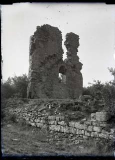 ARH NL Kageler 345, 1. Weltkrieg, Ruine, Frankreich, zwischen 1914/1918