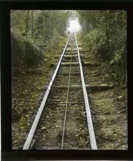 ARH NL Kageler 355, 1. Weltkrieg, Drahtseilbahn, Priesterwald (Bois-le-Prêtre), Frankreich, zwischen 1914/1918