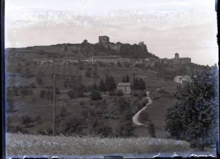 ARH NL Kageler 358, 1. Weltkrieg, Burgruine, Frankreich, zwischen 1914/1918
