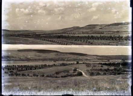 ARH NL Kageler 361, 1. Weltkrieg, zwei Panoramen, Frankreich, zwischen 1914/1918