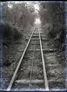 ARH NL Kageler 367, 1. Weltkrieg, Drahtseilbahn, Priesterwald (Bois-le-Prêtre), Frankreich, zwischen 1914/1918