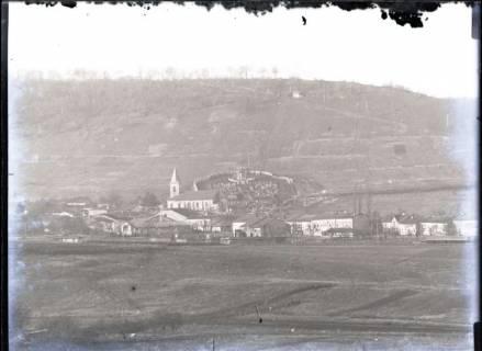 ARH NL Kageler 377, 1. Weltkrieg, Kirche und Friedhof, Frankreich, zwischen 1914/1918