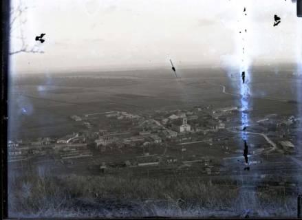 ARH NL Kageler 378, 1. Weltkrieg, Stadtansicht, Frankreich, zwischen 1914/1918