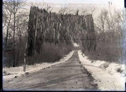 ARH NL Kageler 382, 1. Weltkrieg, Winter, Frankreich, zwischen 1914/1918