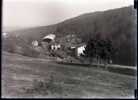 ARH NL Kageler 390, 1. Weltkrieg, Erzgrube bei Pierrevillers, Frankreich, zwischen 1914/1918
