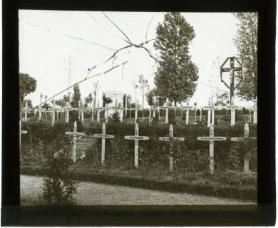 ARH NL Kageler 408, 1. Weltkrieg, Friedhof, Mars la Tour, Frankreich, zwischen 1914/1918