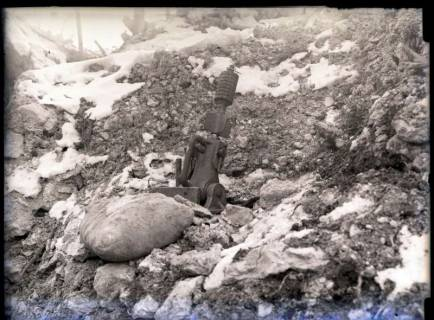 ARH NL Kageler 411, 1. Weltkrieg, Mörser?, Frankreich, zwischen 1914/1918