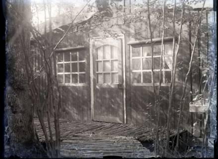 ARH NL Kageler 416, 1. Weltkrieg, Baracke, Frankreich, zwischen 1914/1918