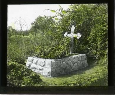 ARH NL Kageler 424, 1. Weltkrieg, Husarengrab, Ressaincourt, Frankreich, zwischen 1914/1918