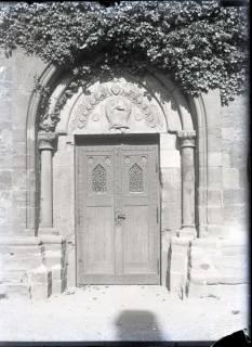 ARH NL Kageler 459, Kirchenportal, Gehrden, wohl 1925