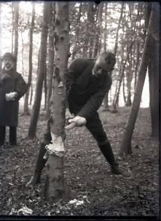 ARH NL Kageler 475, Steinbeilprobe, vor 1914