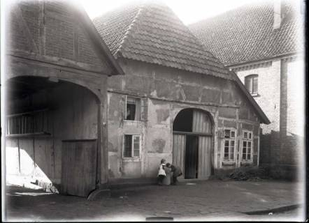 ARH NL Kageler 479, Hof Meinecke vor dem Abriss, Gehrden, vor 1914