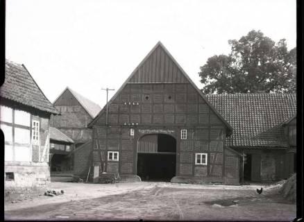 ARH NL Kageler 480, Hof Meinecke vor dem Umbau, Gehrden, vor 1914