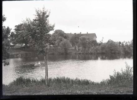 ARH NL Kageler 482, Dorfteich, Everloh, vor 1914