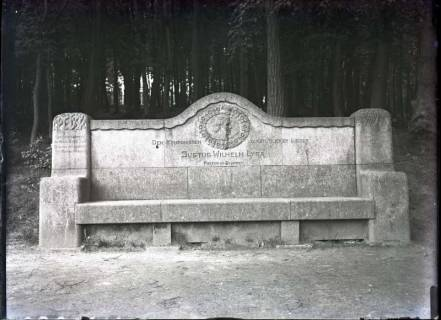 ARH NL Kageler 488, Lyrabank am Gehrdener Berg, Gehrden, vor 1912