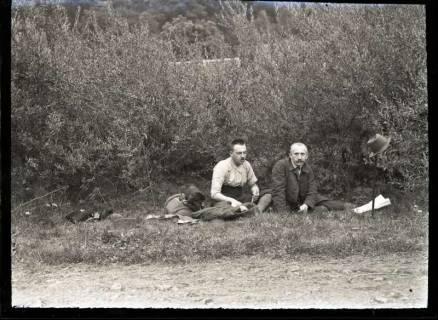 ARH NL Kageler 495, Ausflug im Weserbergland, wohl 1914