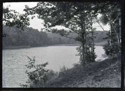 ARH NL Kageler 496, Brauner Teich, Weserbergland, wohl 1914