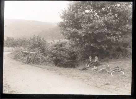 ARH NL Kageler 497, Radtour an der Oberweser, 1913