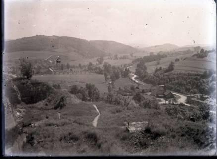 ARH NL Kageler 499, Landschaftsaufnahme (Landkreis Northeim?), wohl 1913