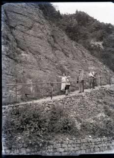 ARH NL Kageler 501, Ausflug an der Oberweser, wohl 1913