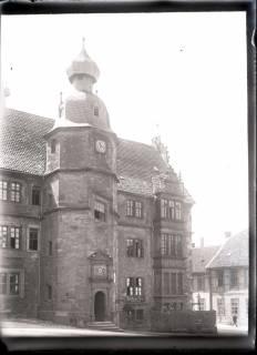 ARH NL Kageler 517, Rathaus, Alfeld, vor 1914