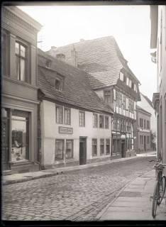 ARH NL Kageler 529, Straßenzug, Höxter, 1913