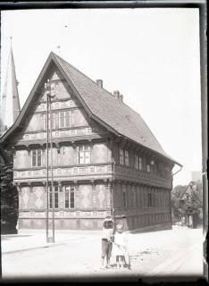 ARH NL Kageler 530, Fachwerkhaus, Höxter, 1913