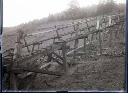 ARH NL Kageler 538, Bergwerksanlage, Schierke, 1913