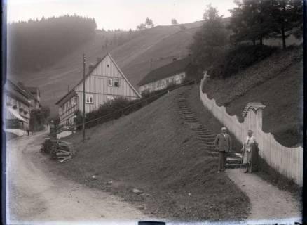 ARH NL Kageler 545, Ehepaar Kageler, Bad Suderode, 1913