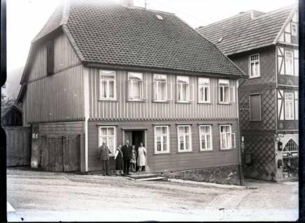 ARH NL Kageler 551, Straßenzug in Schierke, 1913