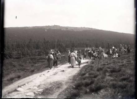 ARH NL Kageler 560, Aufstieg auf den Brocken, 1913