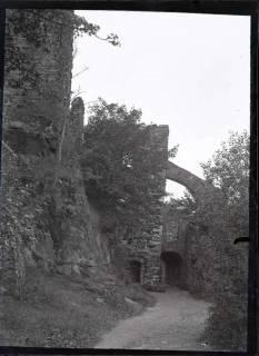 ARH NL Kageler 564, Ruine Hohenstein, Landkreis Hameln-Pyrmont, 1913