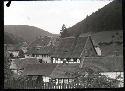 ARH NL Kageler 569, Blick auf Zorge, Harz, 1913